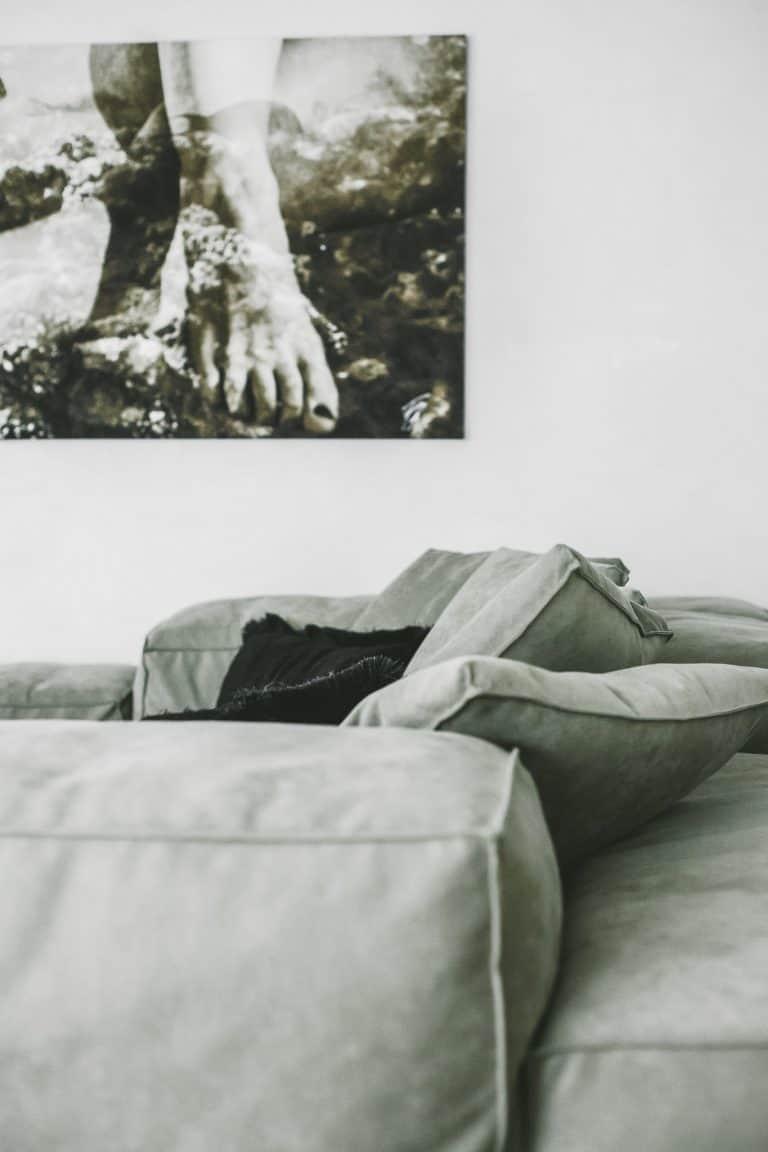 Tischlerei Ulrich E Wohnzimmer Leder Couch chair Flatscreen hometheather 9