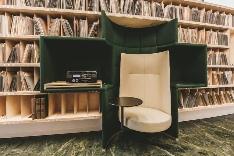 Tischlerei Ulrich Passegger Graz Records Vinyl Archiv Sammlung 1