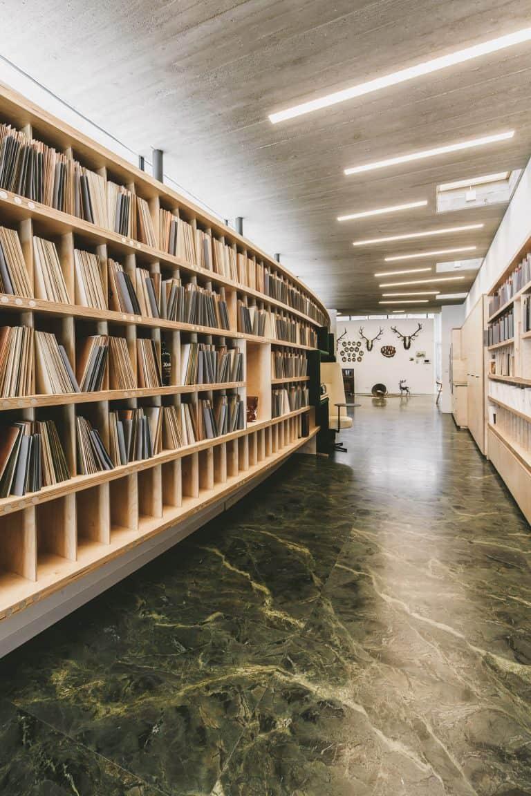 Tischlerei Ulrich Passegger Graz Records Vinyl Archiv Sammlung 9