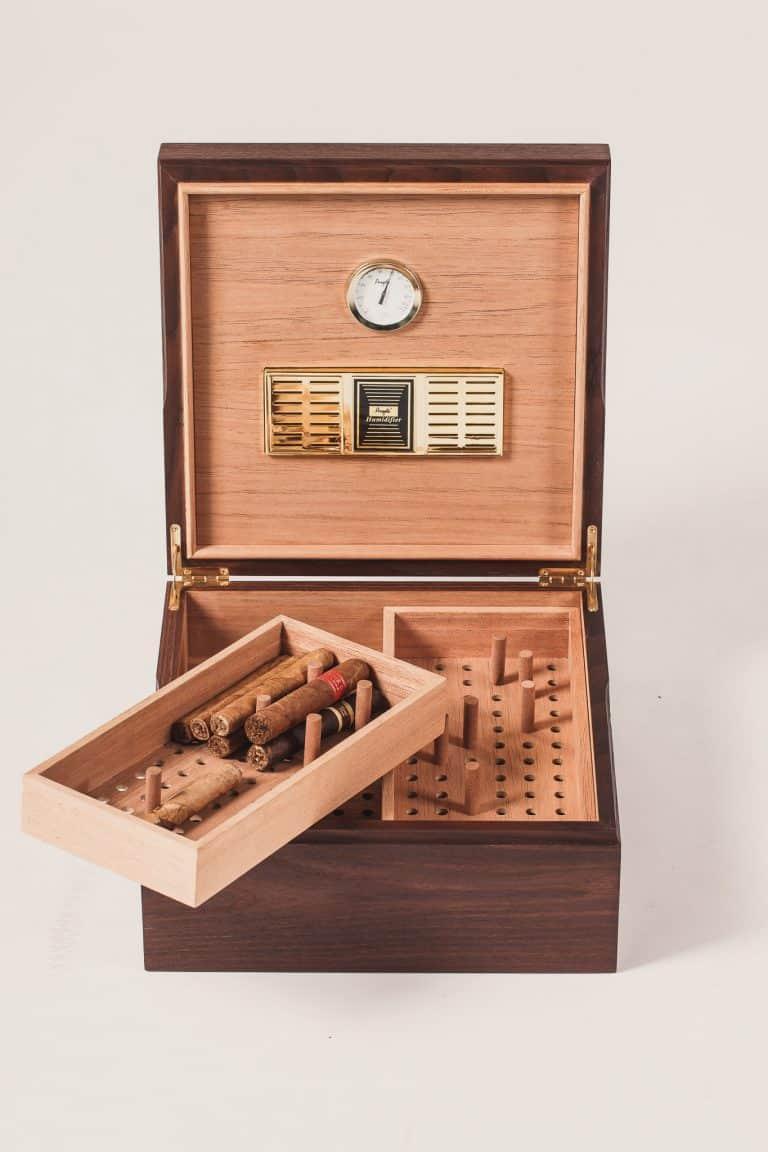 Tischlerei Ulrich Humidor Zigarren Cigar 1st class 17