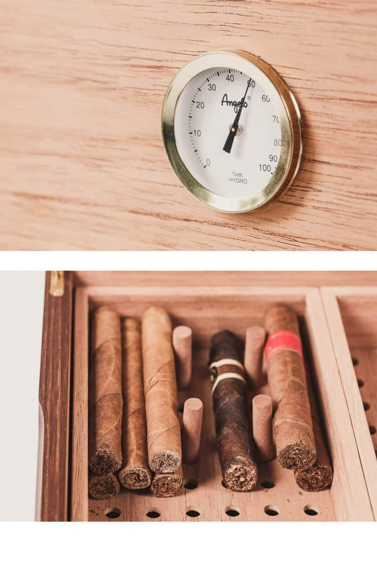 Tischlerei Ulrich Humidor Zigarren Cigar 1st class 17 H