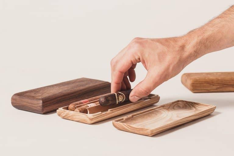 Tischlerei Ulrich Humidor Zigarren Cigar 1st class 2