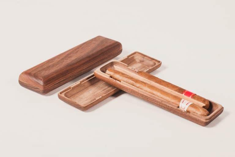 Tischlerei Ulrich Humidor Zigarren Cigar 1st class 3